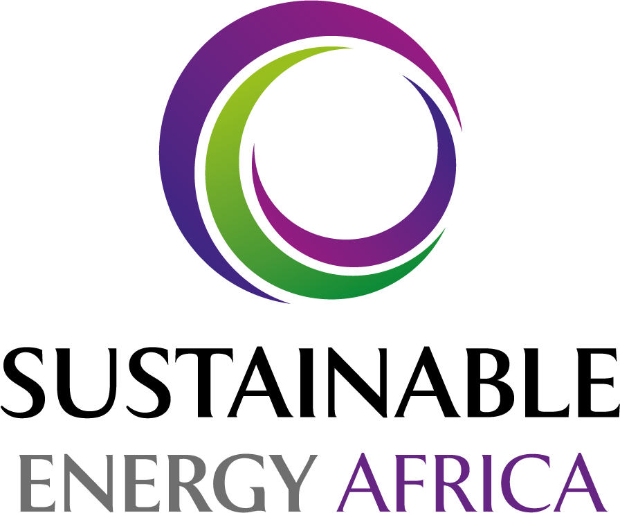 SUSTAINABLE ENERGY AFRICA LOGO